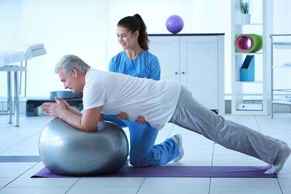 physiotherapy and osteopathy