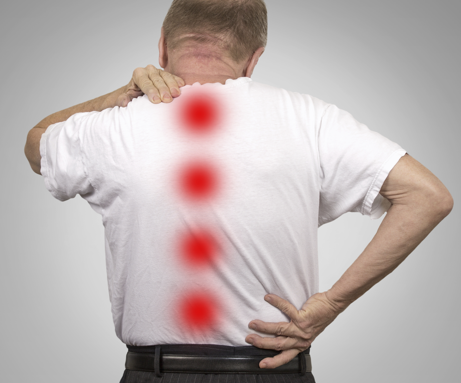 Red flags on back pain