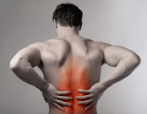 most common causes of back pain